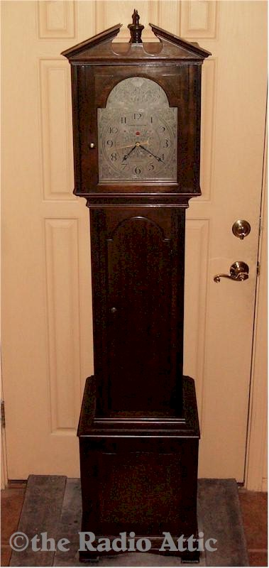 General Electric K-82 Grandfather Clock Radio (1931)