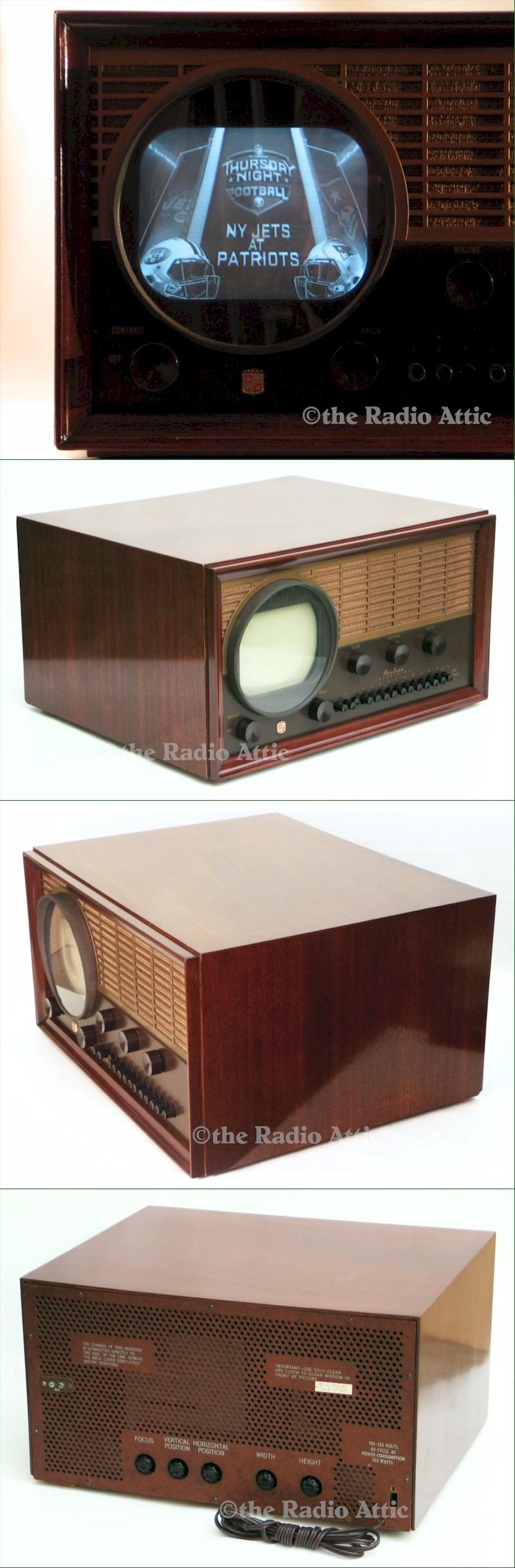 Airline 84-HA-3002B Television (1948)