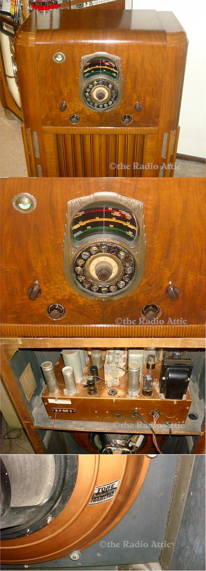 Fairbanks-Morse 9A Console (1937)