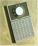RCA 4-RH-11 Pocket Transistor