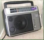 Radio Shack 12-903 AM/FM Portable