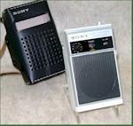 Sony TR-830 Transistor