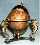 Old World Globe Transistor (1960s)