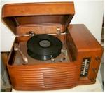 Philco 46-1203 Radio/Record Player (1946)