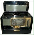 Zenith L600 Trans-Oceanic (1955)