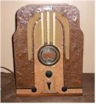 Philco 37-610B Tombstone (1937)