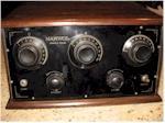 Marwol Console Grande DC Radio