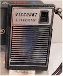Viscount 601 Pocket Transistor (1963)