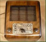 Wilcox-Gay Radio