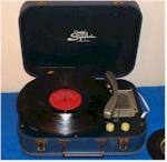 Symphonic 351 Portable Phonograph