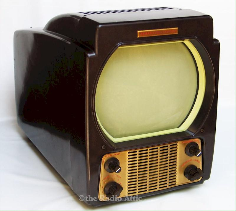 General Electric 10T1 Television
