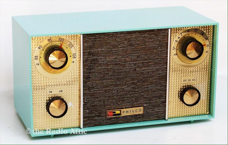Philco H984 AM/FM (1960)