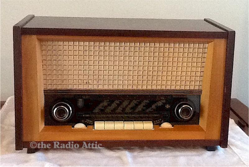 EMUD T-7 German Radio (1957-58)