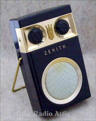 Zenith Royal 500 (Hand-Wired, 1956)