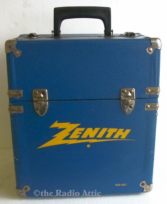 Zenith Tube Caddy (1950s-60s)