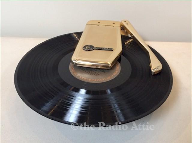 Emerson Wondergram Phonograph (1960s)