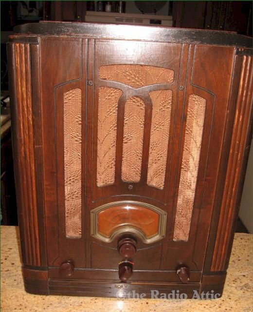 RCA T7-5 Tombstone (1935)