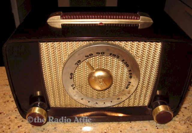 Zenith G615 (1950)