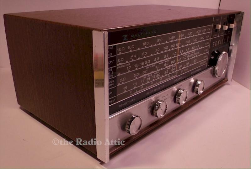 Zenith M660 (1964)