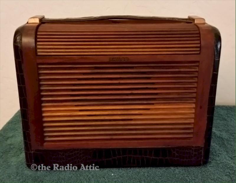 Philco 48 360 Portable 1948