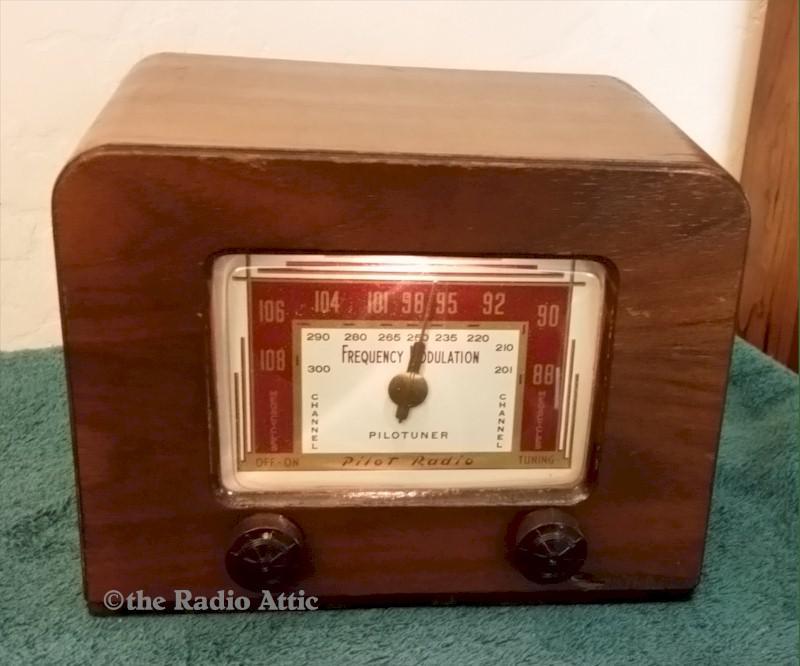 Pilotuner T601 FM Tuner (1947)