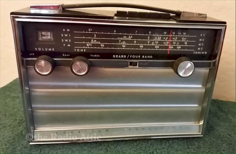 Sears Four-Band Portable