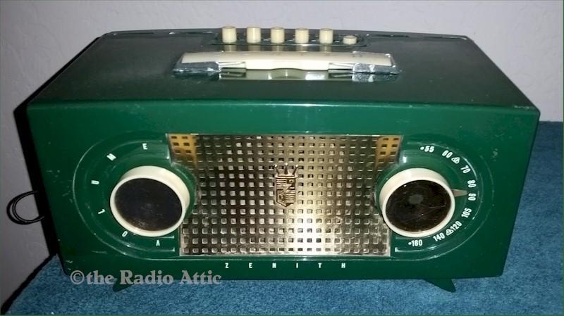 Zenith R512F (1955)
