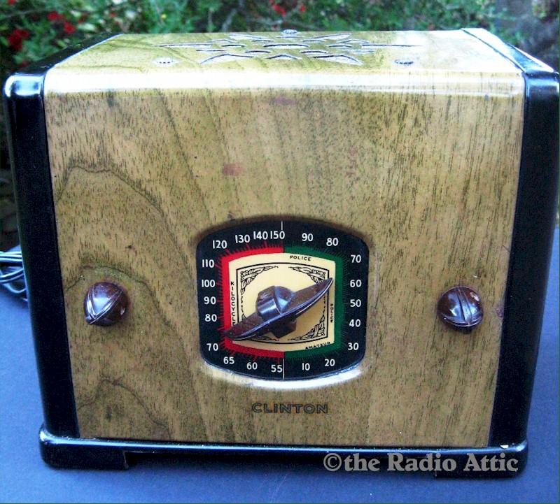 Clinton Radio (1938)