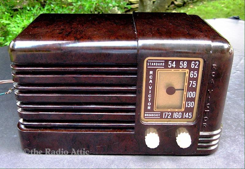 RCA 45X1 Midget (1940)