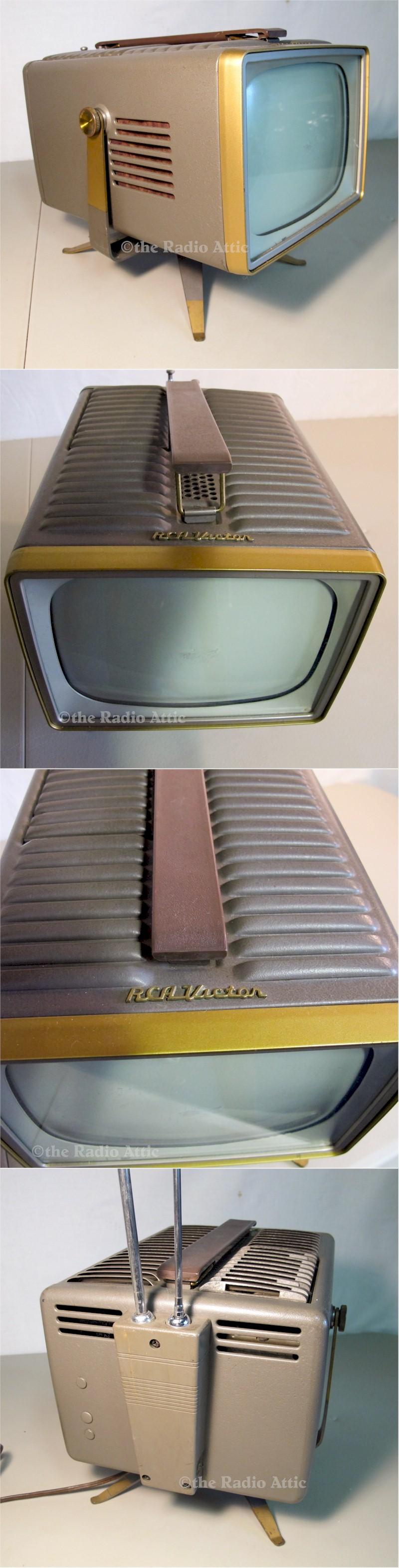 RCA 8-PT-703 Portable Television (1956)