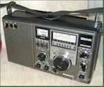Panasonic RF-2200 Eight Band Portable - 1978