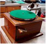 Victor Victrola IV Phonograph (1915)