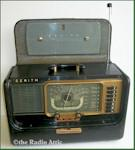 Zenith H500 Trans-Oceanic (1951-53)