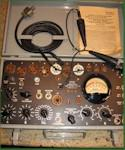 Signal Corps I-177-B Tube Tester