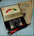 RCA WV-37B Radio Battery Tester (1959)