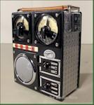 "Spirit of St. Louis ""Field Transistor"" AM/FM Portable"