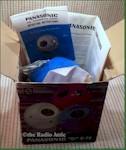 Panasonic R-70 Panapet in Box