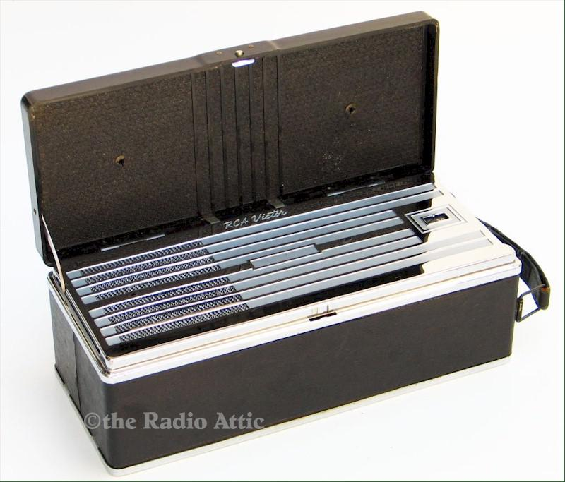 RCA BP-10 Personal Radio (1940)