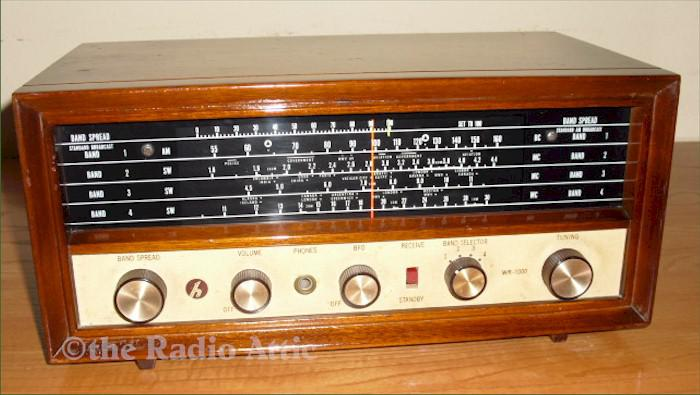 Hallicrafters WR-1000 (1962)