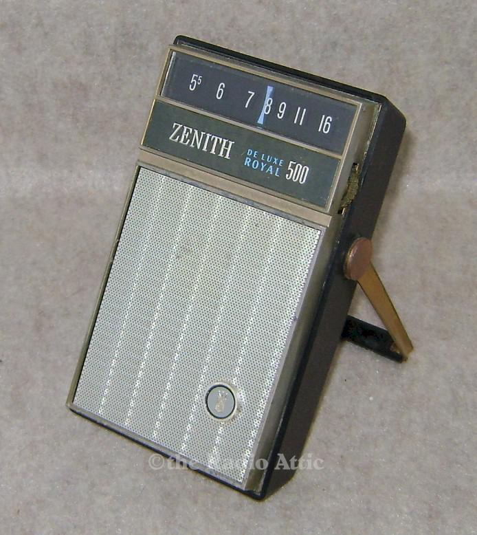 Zenith Royal 500L (1964)