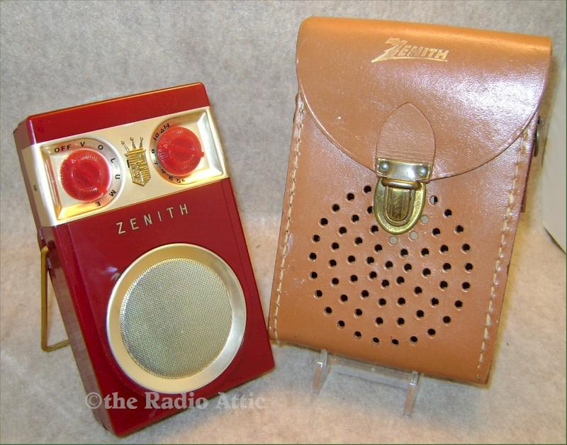 Zenith Royal 500 w/Case (1956)