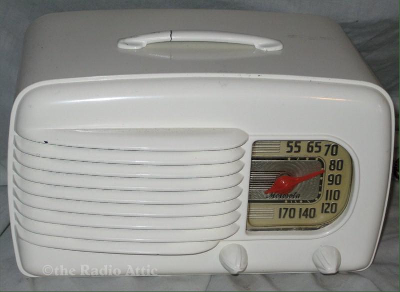 Motorola 50-X-2 (1941-42)
