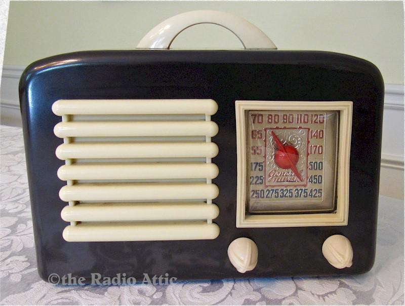 General Television & Radio 5B5 (1946)