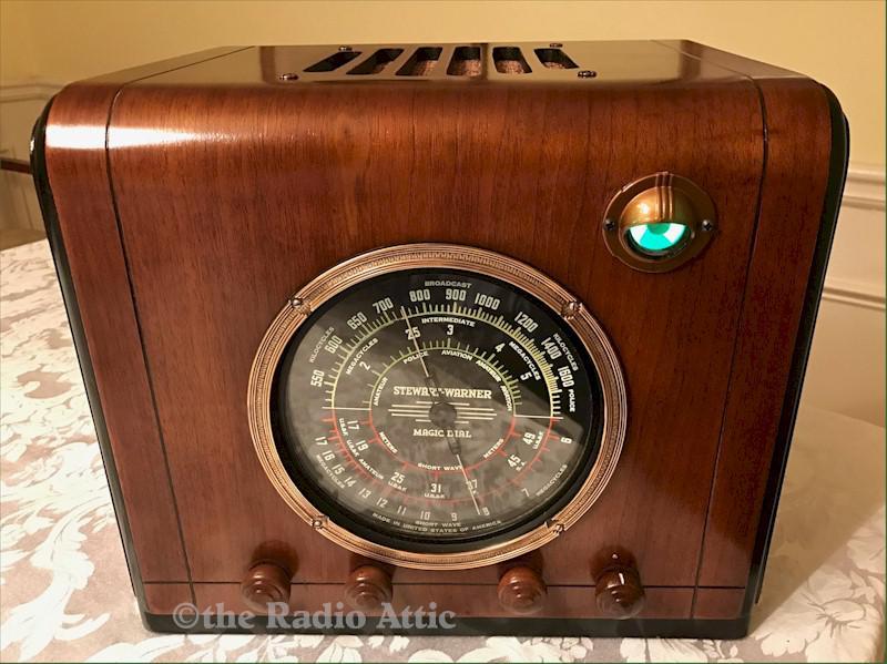 Stewart-Warner R-169A (1936)