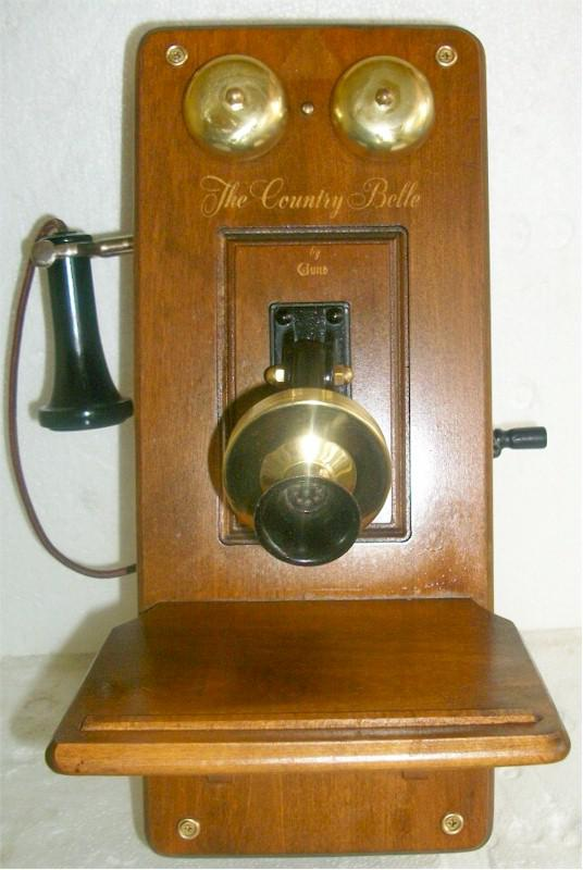 "Guild 556 ""Country Bell"" (1955)"