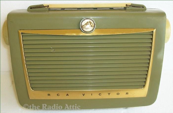 RCA 6BX-6 Portable (1946)