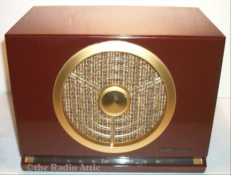 "RCA 9X561 ""Golden Throat"" (1950)"