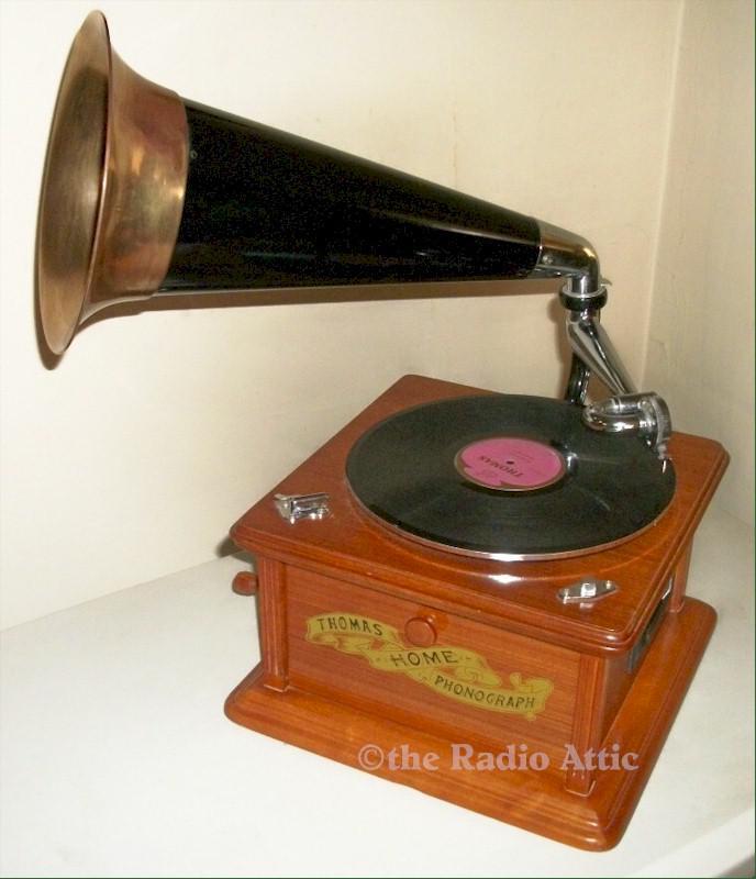 Thomas Phonograph Replica