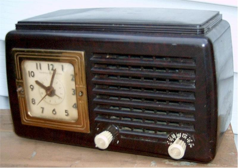 General Electric 50 Clock Radio