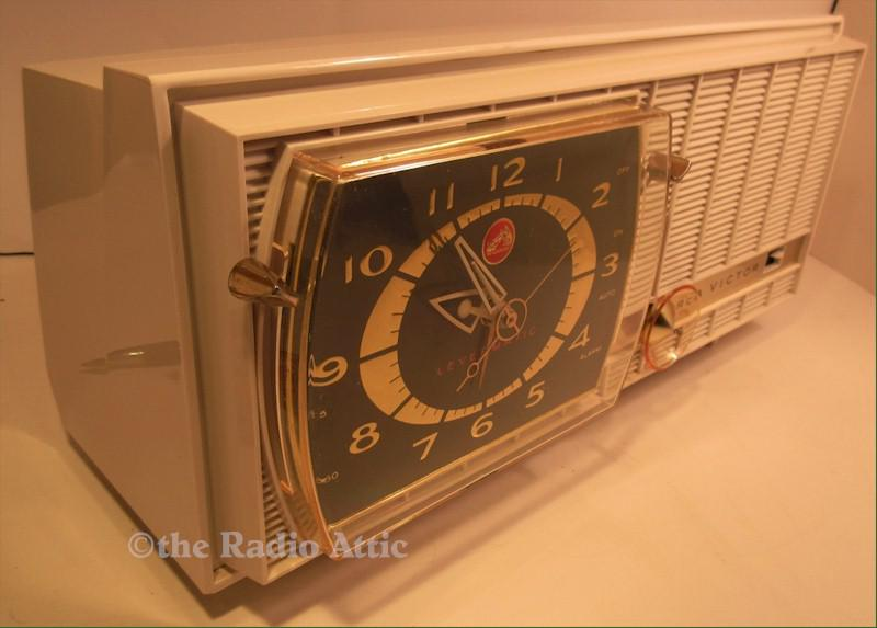 RCA C-3E Clock Radio (1959)